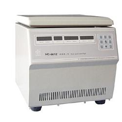 中科中佳HC-3012高速离心机